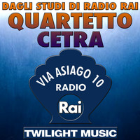 Quartetto Cetra - Dagli studi di Radio Rai: Quartetto Cetra (Via Asiago 10, Radio Rai)