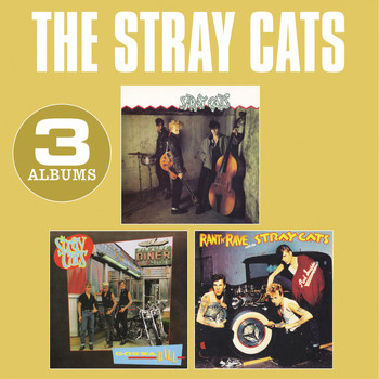 Stray Cats - Original Album Classics