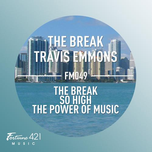 Travis Emmons MP3 Album The Break