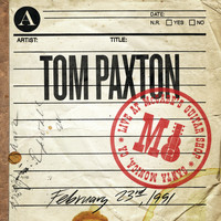 Tom Paxton - Live At McCabe's (February 23rd, 1991)