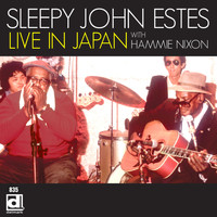 Sleepy John Estes - Live in Japan with Hammie Nixon