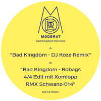 Moderat - Bad Kingdom (DJ Koze Remix & Robag Wruhme Edit)