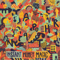 Japanther - Instant Money Magic