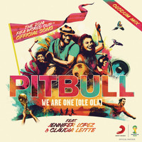 Pitbull feat. Jennifer Lopez & Claudia Leitte - We Are One (Ole Ola) [The Official 2014 FIFA World Cup Song] (Olodum Mix)
