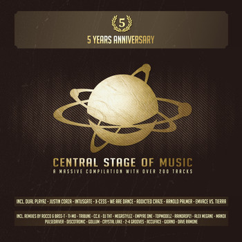Various Artists - Central Stage of Music - 5 Years