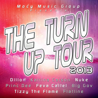 Dillon - The Turn up Tour
