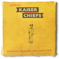 Kaiser Chiefs - Education, Education, Education & War