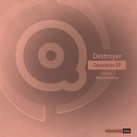 Destroyer - Generators EP