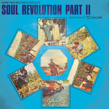 Bob Marley & The Wailers - Soul Revolution Part II