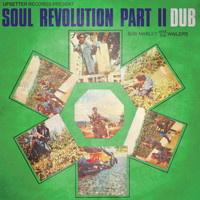 Bob Marley & The Wailers - Soul Revolution Part II Dub