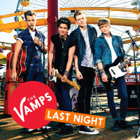 The Vamps - Last Night (Connor's Version)
