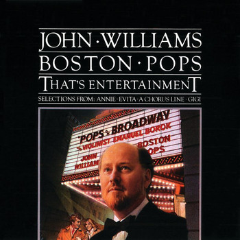 The Boston Pops Orchestra - That's Entertainment