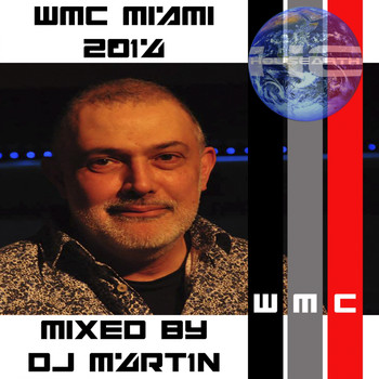Various Artists - Housearth Records WMC Miami 2014 (Mixed by DJ M4rt1n)
