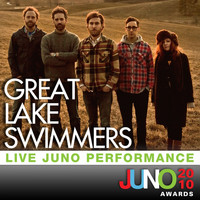 Great Lake Swimmers - Pulling On a Line (Live Juno Performance 2010)