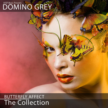 Domino Grey - Butterfly Affect - The Collection