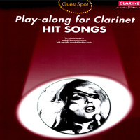 The Backing Tracks - Play-Along for Clarinet: Hit Songs
