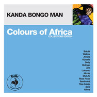 Kanda Bongo Man - Colours of Africa (Collectors Edition)