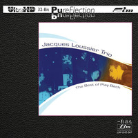 Jacques Loussier Trio - Jacques Loussier Trio: The Best of Play Bach