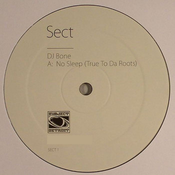 DJ Bone - No Sleep (True To Da Roots)