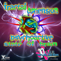 Fractal Dimension - Psychoactive State of Brain