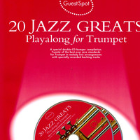 The Backing Tracks - Playalong for Trumpet: 20 Jazz Greats