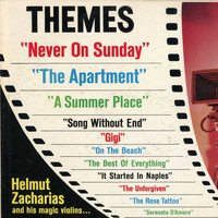 Helmut Zacharias And His Magic Violins - Themes
