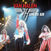 Van Halen - Live to Air