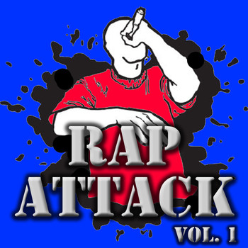 Various Artists - Rap Attack Vol. 1