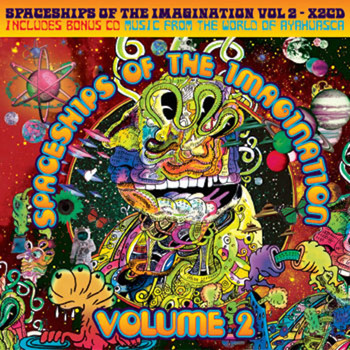 Various Artists - Spaceships Of The Imagination Vol. 2