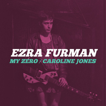 Ezra Furman - My Zero B/W Caroline Jones