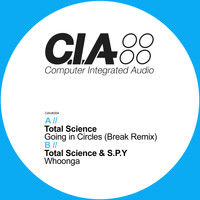Total Science - Going in Circles (Break Remix) / Whoonga