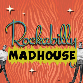 Various Artists - Rockabilly Madhouse