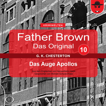 Michael Schwarzmaier - Father Brown 10 - Das Auge Apollos (Das Original)