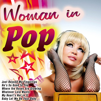 Various Artists - Woman in Pop