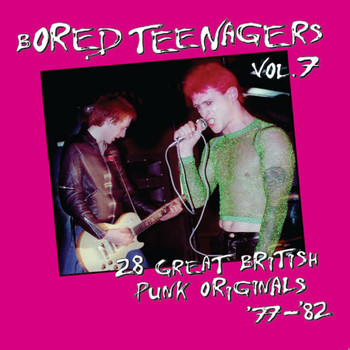Various Artists - Bored Teenagers, Vol. 7