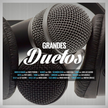 Various Artists - Grandes Duetos
