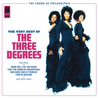 THE THREE DEGREES - The Three Degrees - The Very Best Of