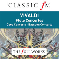 The English Concert / Trevor Pinnock - Vivaldi: Flute Concertos (Classic FM: The Full Works)