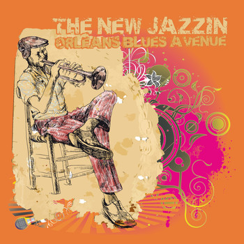 Various Artists - The New Jazzin Orleans Blues Avenue