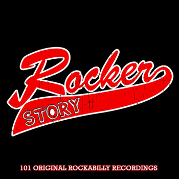 Various Artists - Rocker Story (101 Original Rockabilly Recordings)