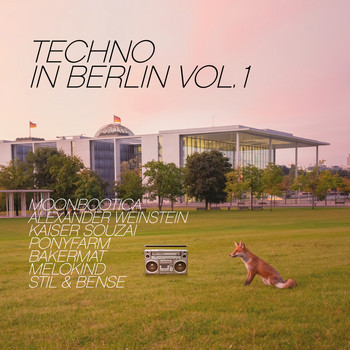 Various Artists - Techno in Berlin Vol.1