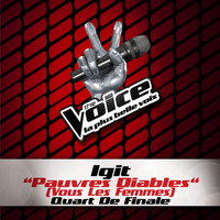Igit - Pauvres Diables - The Voice 3