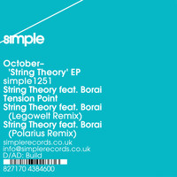 October - String Theory