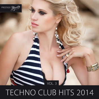 Various Artists - Techno Club Hits 2014, Vol. 3