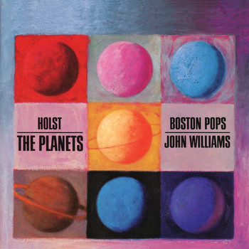 The Boston Pops Orchestra - Holst: The Planets