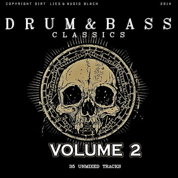 Various Artists - DLA Black Drum & Bass Classics Vol. 2