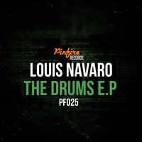 Louis Navaro - The Drums EP