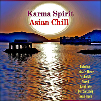 Various Artists - Karma Spirit Asian Chill