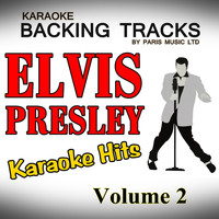 Paris Music - Karaoke Hits Elvis Presley, Vol. 2