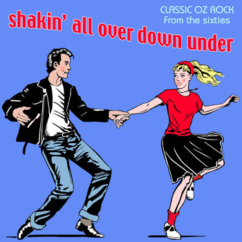 Various Artists - Shakin' All Over Down Under